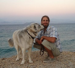 Alexandros Panagakos -Owner, head guide-